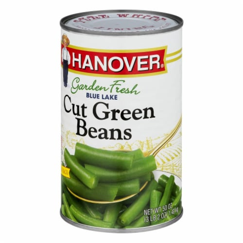 Hanover Garden Fresh Blue Lake Cut Green Beans Perspective: right