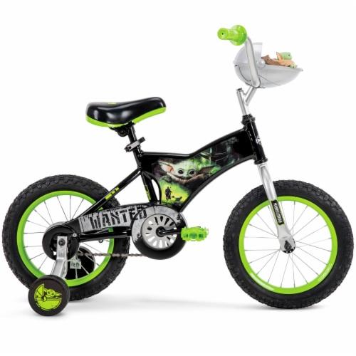Huffy Star Wars Mandalorian The Child Bike - Black Perspective: right