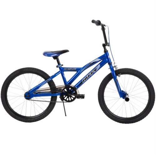 Huffy Shockwave Bicycle - Blue/Black Perspective: right