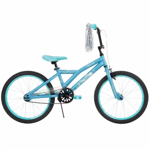 Huffy Glitzy Bicycle - Blue/Teal Perspective: right