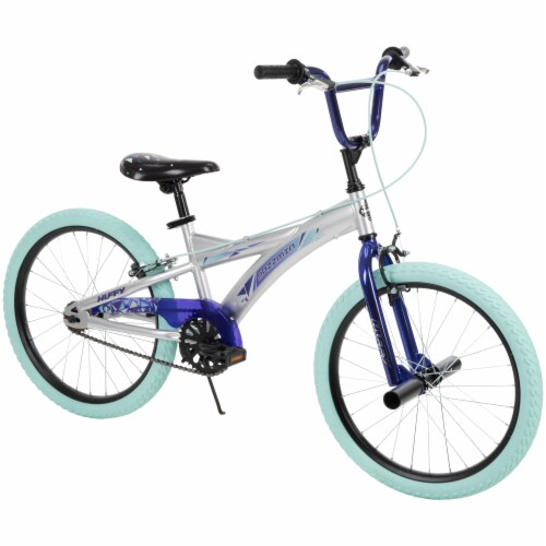 Huffy Jazzmin Bicycle - Teal/White Perspective: right