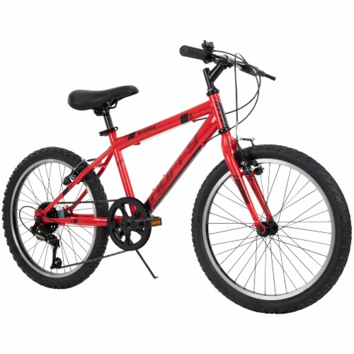 Huffy Boys' Granite Bicycle - Red/Black Perspective: right