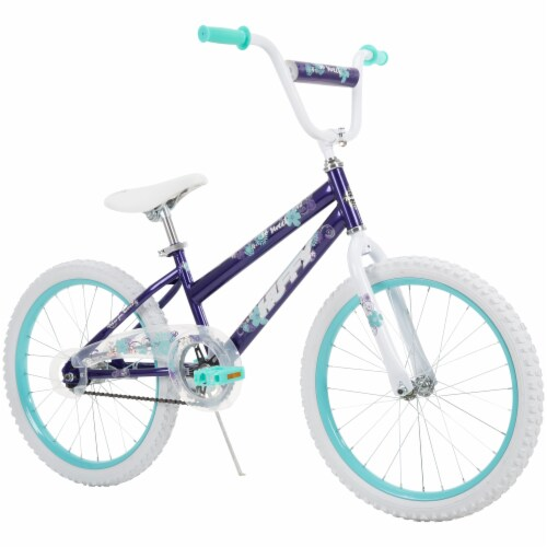 Huffy So Sweet Bicycle - Teal/Purple Perspective: right