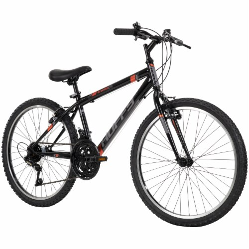 Huffy Boys' Granite Bicycle - Gray/Black Perspective: right