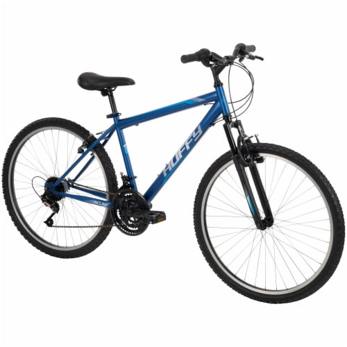 Huffy Mens' Incline Bicycle - Blue Perspective: right