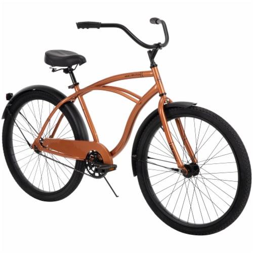 Huffy Men's Good Vibrations Cruiser Bike Perspective: right