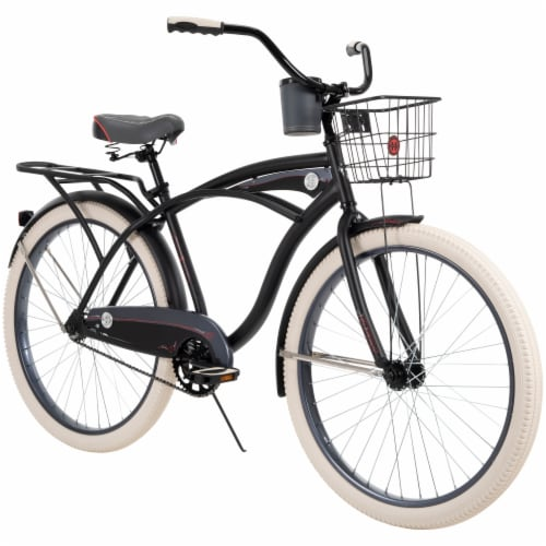 Huffy Men's Deluxe Cruiser Bike Perspective: right