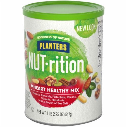 Planters NUT-rition Healthy Heart Mix Perspective: right