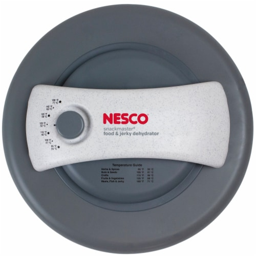 Nesco Snackmaster Food and Jerky Dehydrator Perspective: right