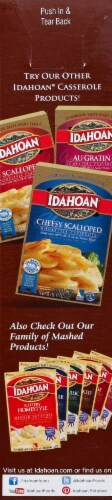 Idahoan Loaded Baked Homestyle Casserole Potatoes Perspective: right