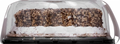 Friendly's Chocolate Krunch Ice Cream Cake Perspective: right