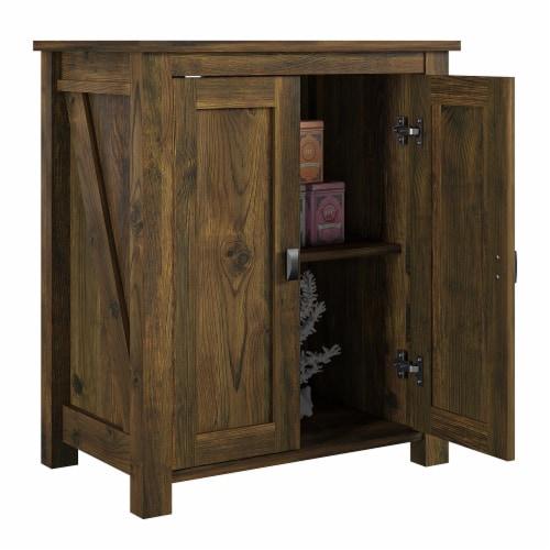 Farmington 10/20 Gallon Aquarium Stand, Rustic Perspective: right