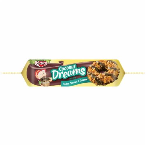 Keebler Coconut Dreams Cookies Perspective: right