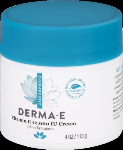 Derma-E Vitamin E 12000 IU Creme Perspective: right