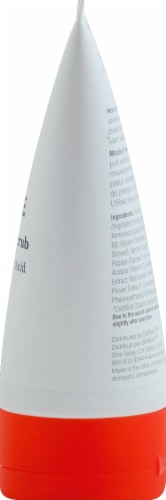 Derma-E Anti-Wrinkle Scrub with Vitamin A & Glycolic Acid Exfoliant Perspective: right