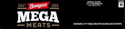 Banquet Mega Meats Kansas City Barbeque Boneless Wings Perspective: right