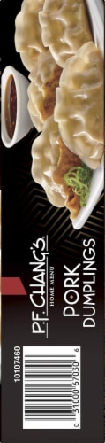 P.F. Chang's Home Menu Signature Pork Dumplings Perspective: right