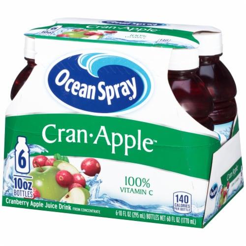 Ocean Spray Cran-Apple Juice Drink Perspective: right