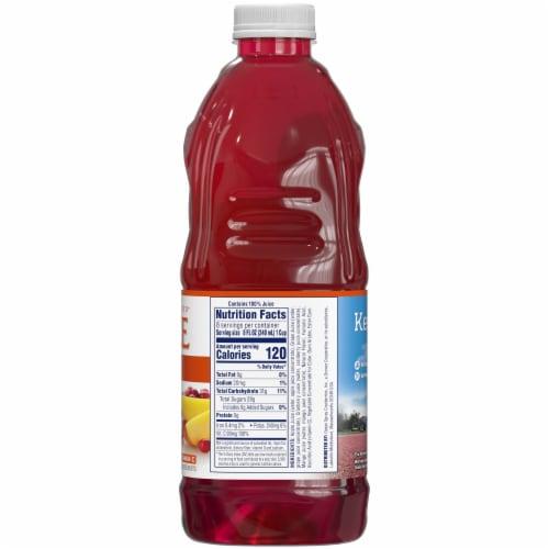 Ocean Spray Cranberry Mango Juice Perspective: right