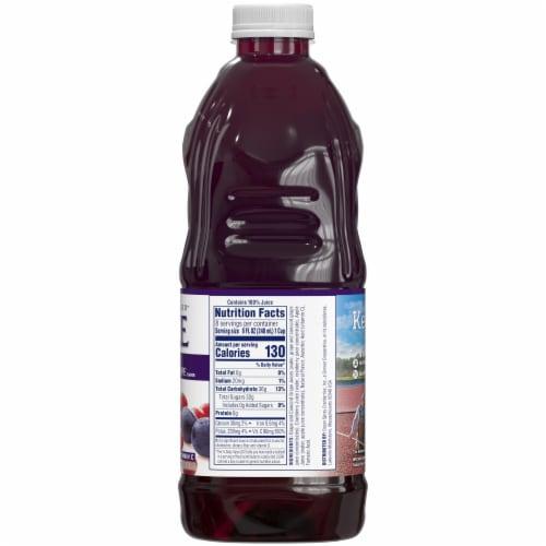 Ocean Spray Cranberry Concord Grape Juice Perspective: right