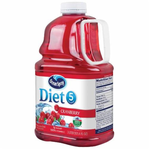 Ocean Spray Diet Cranberry Juice Perspective: right