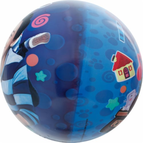 Ball Bounce and Sport Inc. Blue's Clues Ball Perspective: right