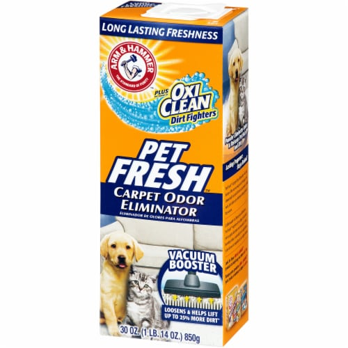 Arm & Hammer Pet Fresh Carpet Odor Eliminator Perspective: right