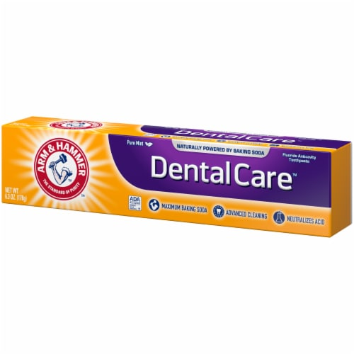 Arm & Hammer DentalCare Pure Mint Toothpaste Perspective: right