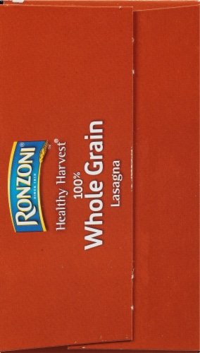 Ronzoni® Healthy Harvest® Whole Grain Lasagna Perspective: right