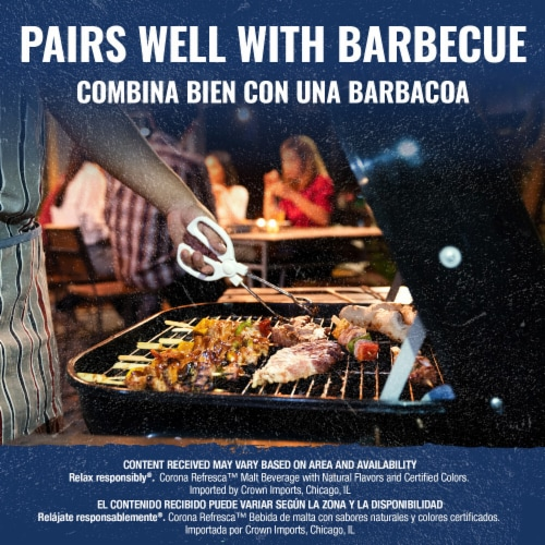 Corona® Refresca Variety Pack Perspective: right