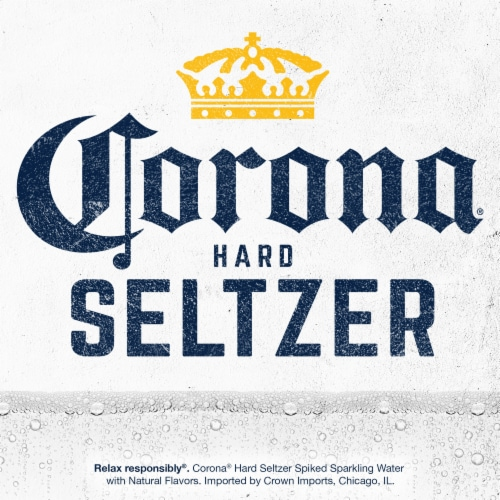 Corona Hard Seltzer Variety Pack Perspective: right