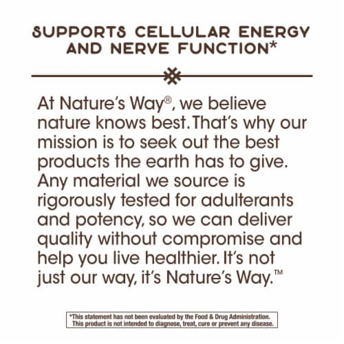 Nature's Way Cherry Flavored Vitamin B-12 Vegan Lozenges 2000mcg Perspective: right