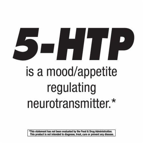 Nature's Way 5-HTP Tablets 50mg Perspective: right
