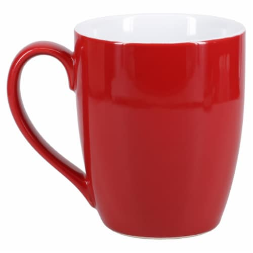 BIA Cordon Bleu Mug Set - Spice Red Perspective: right