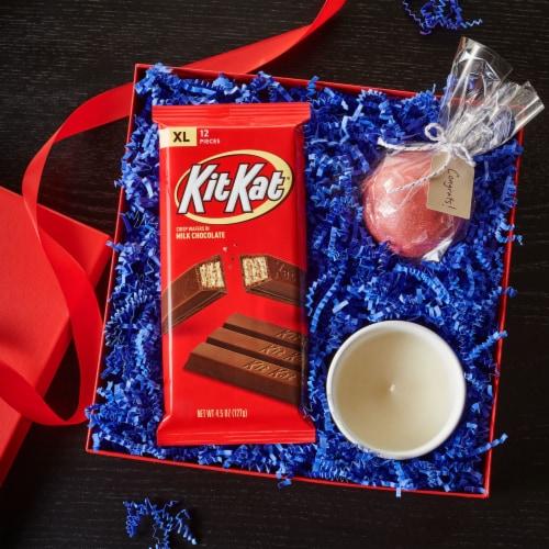 Kit Kat® XL Milk Chocolate Crisp Wafer Candy Bar Perspective: right