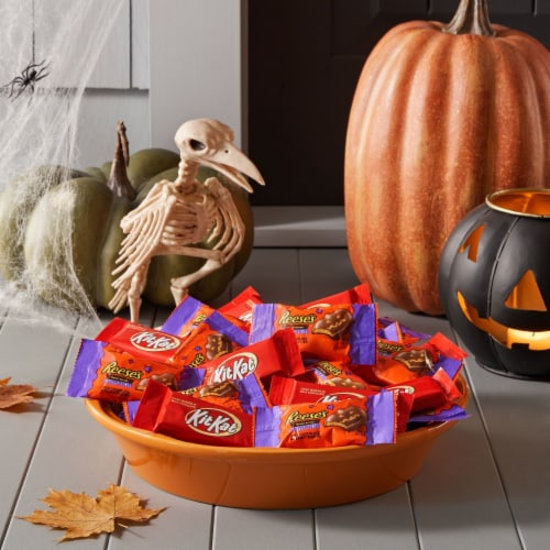 Hershey's Snack Size Candy Assortment Perspective: right