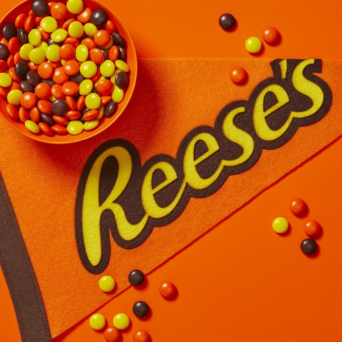 Reese's Pieces Pouch Perspective: right