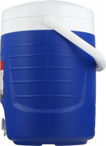 Igloo Sport Beverage Cooler - Blue Perspective: right