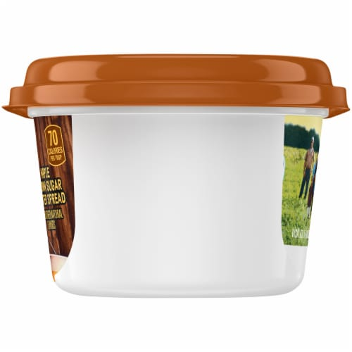 Land O' Lakes® Maple Me Crazy Maple Brown Sugar Butter Spread Perspective: right