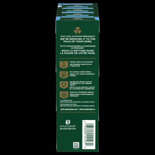 Irish Spring Icy Blast Deodorant Bar Soap Perspective: right