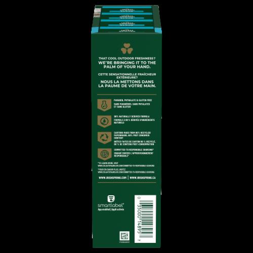 Irish Spring Deep Action Scrub Deodorant Bar Soap Perspective: right