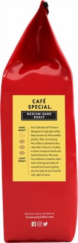 Community Coffee Cafe Special Medium-Dark Roast Ground Coffee Perspective: right