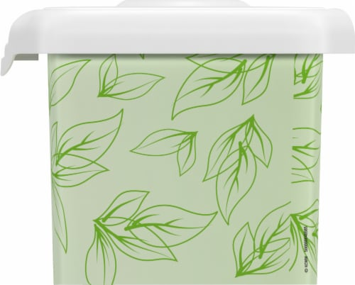 Huggies Natural Care Fragrance Free Sensitive Baby Wipes Refillable Pop-Up Tub Perspective: right