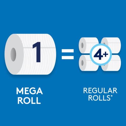 Cottonelle Ultra CleanCare Mega Roll Bath Tissue Perspective: right