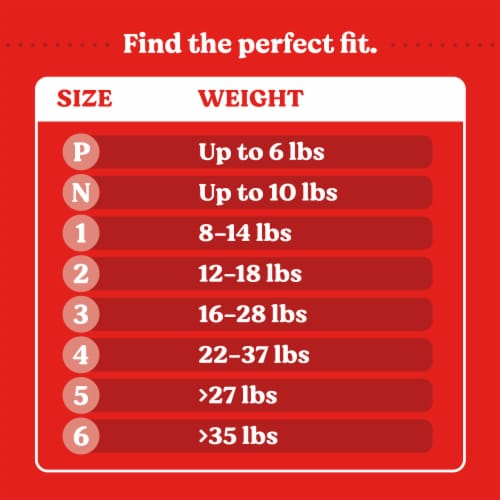 Huggies Little Snugglers Size 4 Baby Diapers Perspective: right
