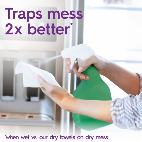 Viva® Multi-Surface Cloth™ Choose-A-Sheet Double Roll Paper Towels Perspective: right