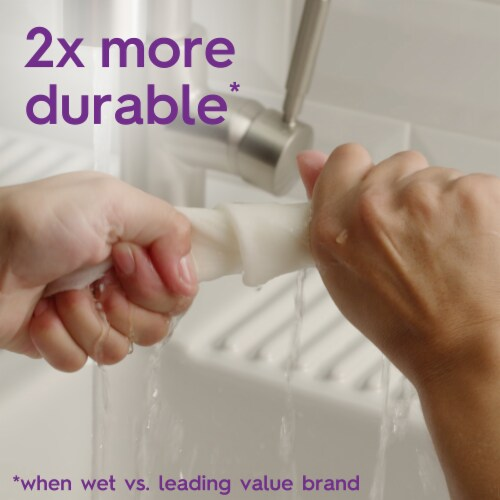 Viva Signature Cloth Choose-A-Sheet Paper Towels Perspective: right