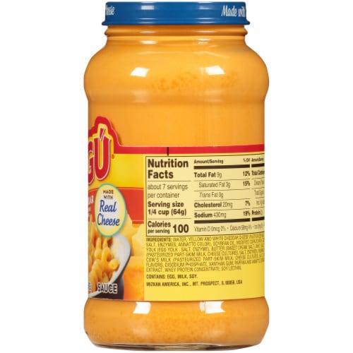 Food 4 Less Ragu Cheese Creations Double Cheddar Sauce 16 Oz