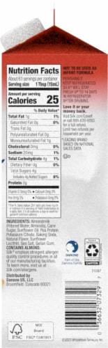 Silk Pumpkin Spice Flavored Almond Creamer Perspective: right