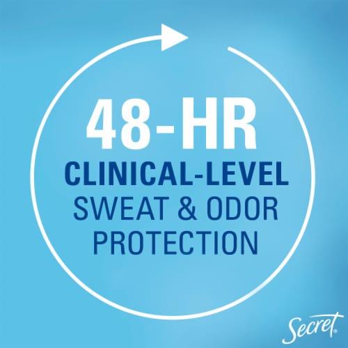 Secret Derma+ Nourishing B5 + Coconut Oil Gel Antiperspirant Deodorant Perspective: right